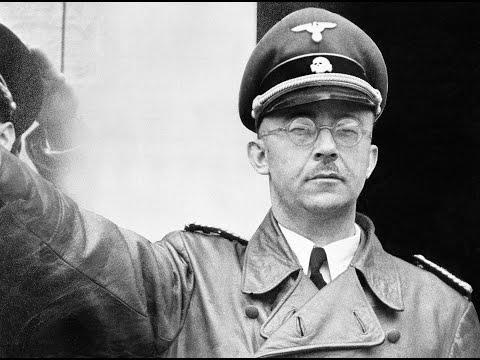 La caza de Heinrich Himmler (Segunda guerra mundial) 2GM