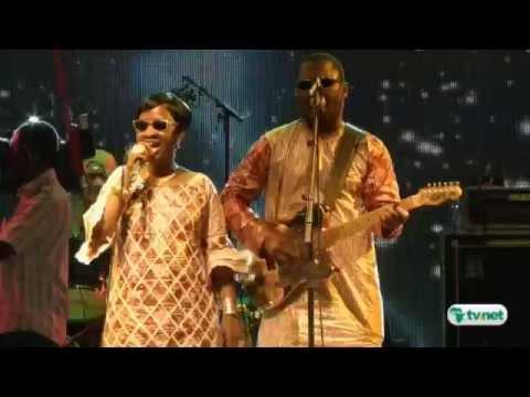 Amadou et Mariam en concert live