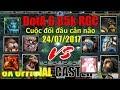 DotA Bình Luận - Cuộc đối đầu cân não - DotA 1 Gameplay 24/07/2017