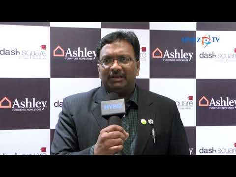 Vijay Kumar General Manager Dash Square | Ashley Collaborate With Dash Square Furniture