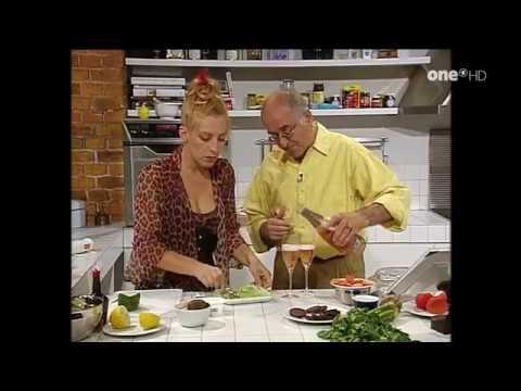 alfredissimo Kochen mit Bio und Sissi Perlinger:Avocadomus & Gemüsesuppe