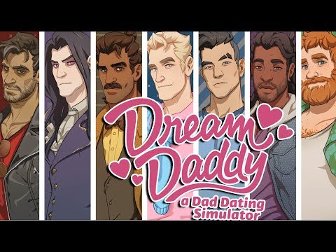 DREAM DADDY - A Dad Dating Sim - Yep, dad jokes #1