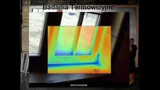 Badania Termowizyjne Termowizja - Błędy Wykonawcze Domy z Drewna