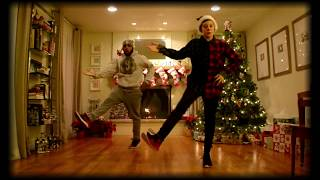 Merry Christmas Footwork by Pause Eddie & Max