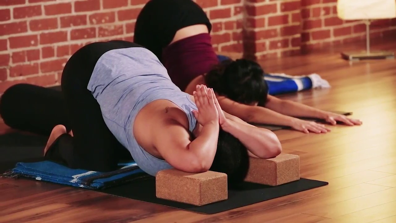 Yin Yoga for EveryBody Ch 2: Child's Pose/Anahata Series ...