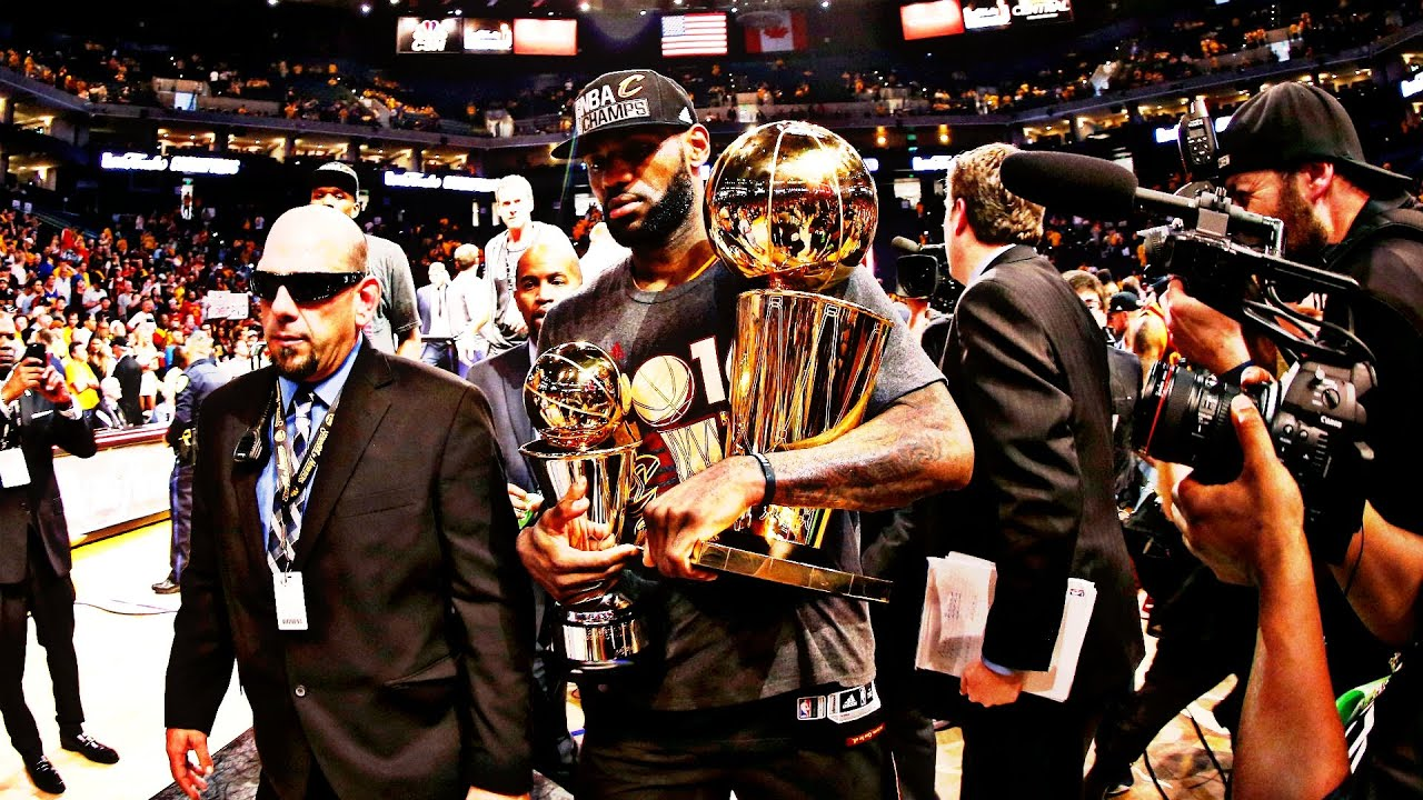 LeBron James - CLEVELAND, THIS IS FOR YOU! ᴴᴰ (2016 NBA Champion Mix) - YouTube