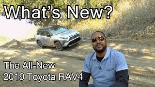 2019 Toyota RAV4 - New Features You Should Know About