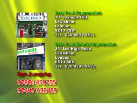 Lewsham Best food GTV 1
