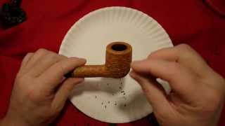 HOW TO SMOKE A PIPE Pt. 49:  Pipe Filling Theory (Bonus video)