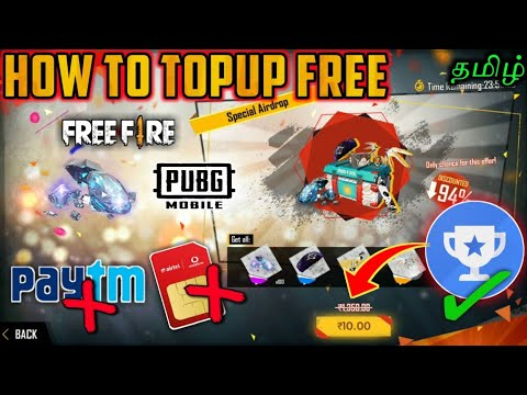 How To Topup Using Google Opinion Rewards Free Topup For Free Fire Pubg Tamil Tubers Youtube