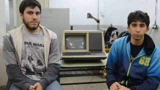 Restauración de la Computadora PDP11 | Ciclo Superior Computadoras