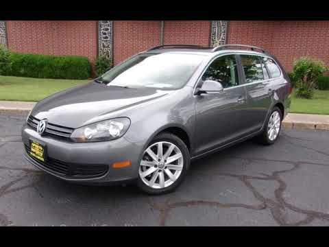 2013 Volkswagen Jetta SportWagen TDI for sale in TULSA, OK