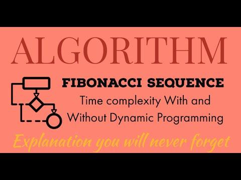 45. Fibonacci Series | Time & Space Complexity | Dynamic Programming | Algorithm For GATE/NET/NIELIT