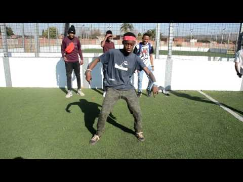 Tellaman - S.A.P ft Nasty C & Da LES (OFFICIAL DANCE VIDEO)