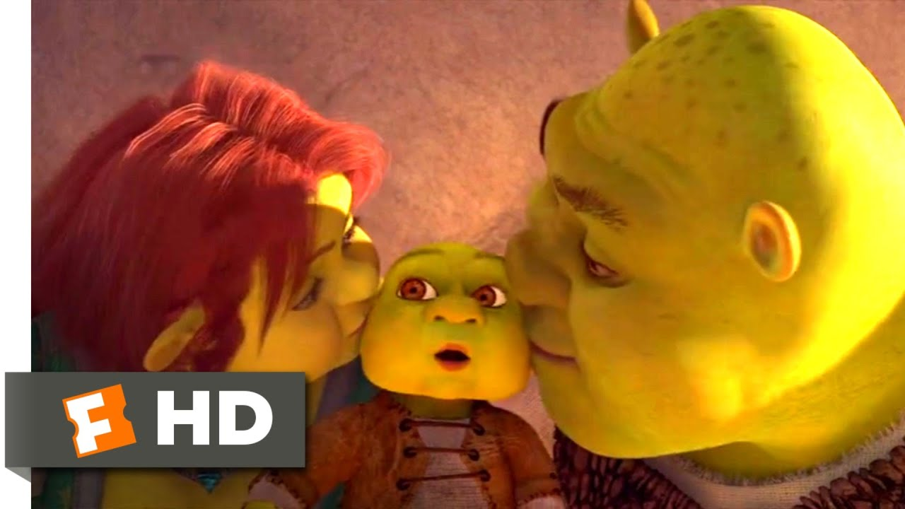 Shrek Forever After 2010 Daddy Ever After Scene 2 10 Movieclips Youtube