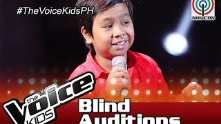 "The Voice Kids Philippines 2016 Blind Auditions: ""One Call Away"" by Peter"