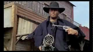 The Original Django Trailer - Argent Films Ltd. (Dir. Sergio Corbucci, Cast Franco Nero)