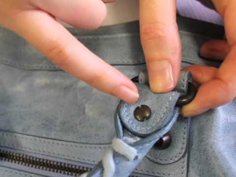 to Authenticate a Balenciaga Handbag
