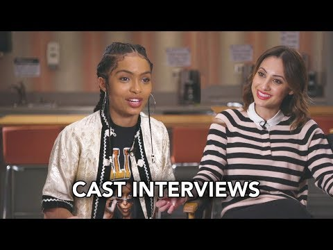 Grown-ish (Freeform) Cast Interviews HD - Black-ish spinoff