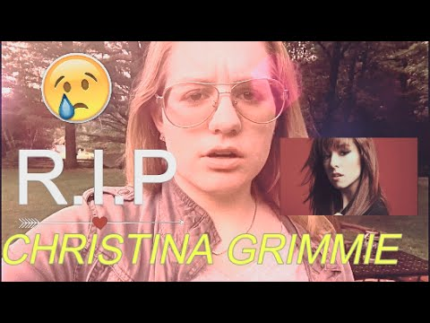 ALWAYS IN MY HEART @CHRISTINAGRIMMIE, YOURS SINCERELY...