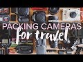 How I Pack my Camera Equipment for Carry On Travel