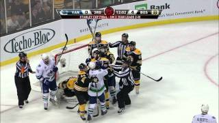 Bruins Canucks Game 3 Stanley Cup Finals Highlights 6 6 11 1080p HD