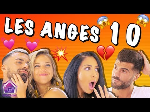 Les Anges 10 : Un mot pour Maddy, Vincent, Thomas, Léana, Sarah Van Elst, etc...💥🤩