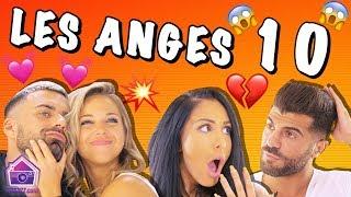 Les Anges 10 : Un mot pour Maddy, Vincent, Thomas, Léana, Sarah Van Elst, etc...💥🤩