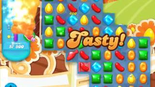 Candy Crush Soda Saga Level 906 - NO BOOSTERS