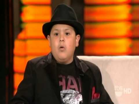 Lopez Tonight  12.07.09  Rico Rodriguez