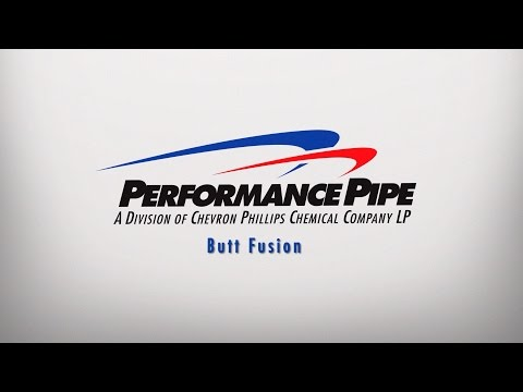 Performance Pipe Butt Fusion Training