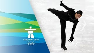 Men's Figure Skating Highlights - Vancouver 2010 Winter Olympic Games(Grace and power are combined in these highlights of the men's figure skating event at the Vancouver 2010 Winter Olympic Games. Athletes featured in this ..., 2010-03-05T08:39:36.000Z)