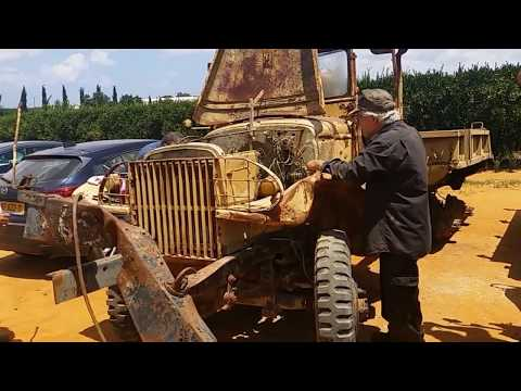 How  Workshop Of Old Tractors Works G508 GMC CCKW