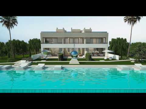 New Luxury Resort on Marbella's Golden Mile. Modern apartments and penthouses for sale!