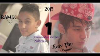 JUNY THE GAME & RAMIZ  - Lake Mislaja Mo Dive Nakavava - 2015 HIT / 2018
