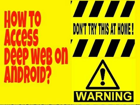 How to access the deep web on android youtube how to access the deep web on android ccuart Choice Image