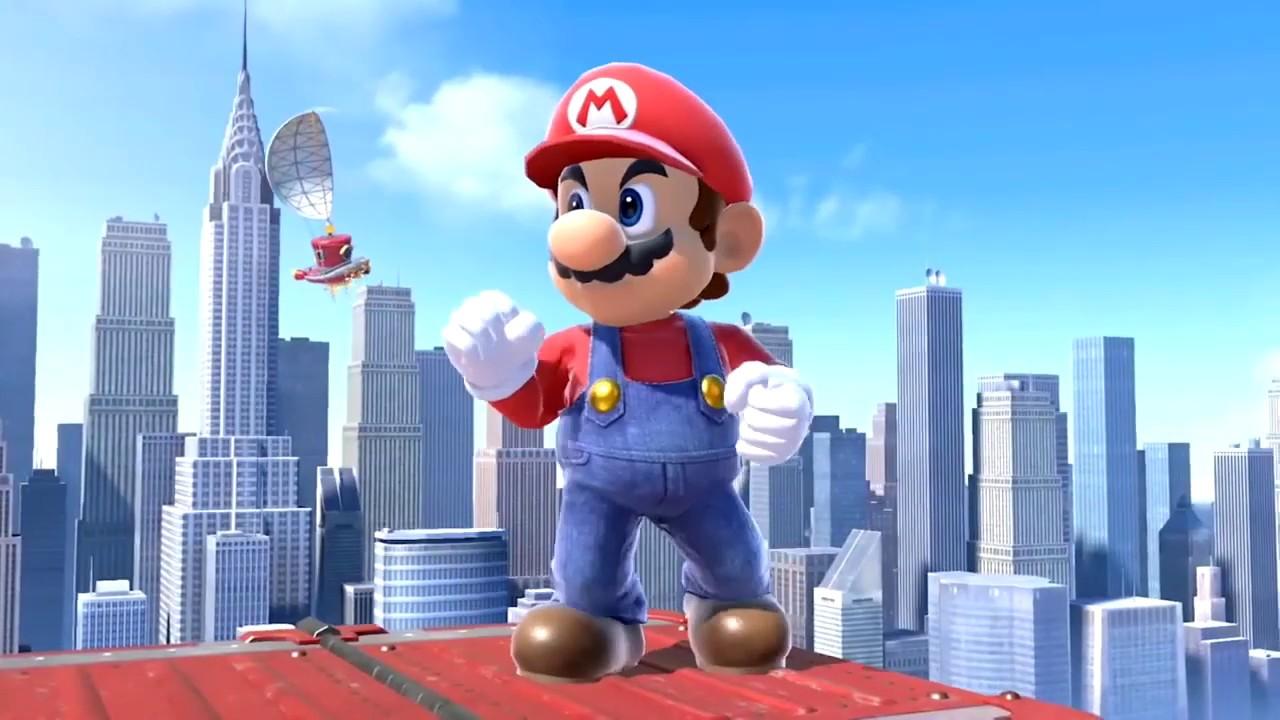 Download Super Smash Bros. Ultimate Intro - 64 Style