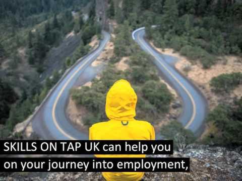 SKILLS ON TAP UK  The Employability Web App