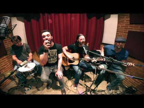 Erasure - A little respect (Acoustic cover by Tonantes Verdes Fritos)