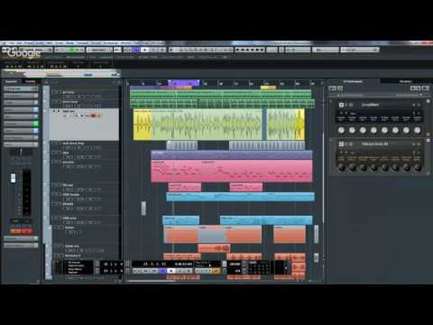 Club Cubase Google Hangout October 2016