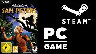 Secret Files: Sam Peters Walkthrough/Longplay Point & Click Adventure NO COMMENTARY