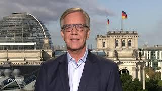 phoenix tagesgespräch mit Dietmar Bartsch am 24.09.18