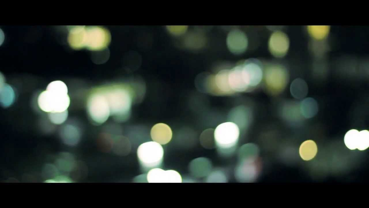 Canon 60D Low light Video Test - Drizzly Autumn Night