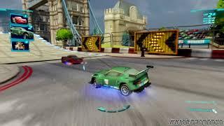 Cars 2: The Video Game | Nigel Gearsley - Hyde Tour! | WhitePotatoYT!