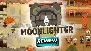 Moonlighter: REVIEW (Pummel, Plunder, Price, Profit!)