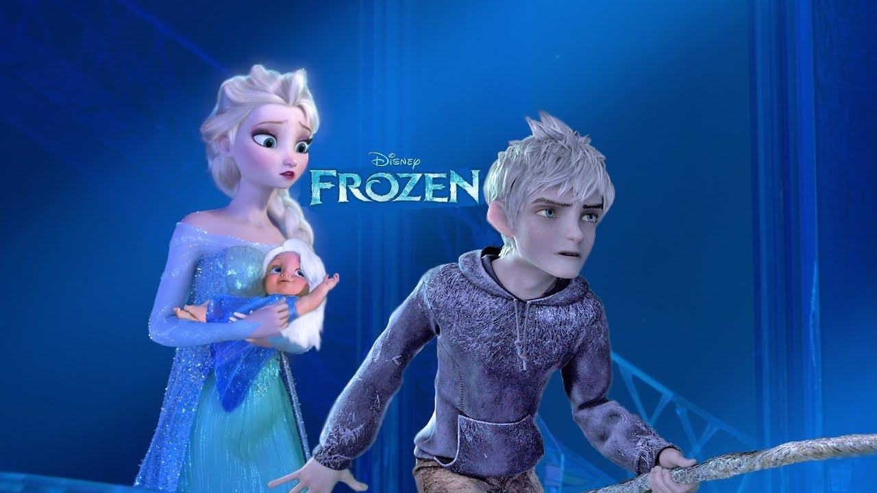 Disney Frozen 2 Elsa Baby Birth Episode Frozen 2 Games ♥ - YouTube