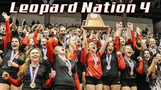 Leopard Nation 4: State Volleyball