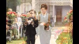 Real Wedding | Heritage Museum Santa Ana | Jennifer and David