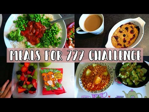 777 Slimming World Meals!   Phoebe & Me