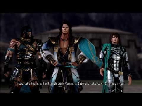 Dynasty Warriors 7: XL - Jin Story Mode 15 - Capture of Chengdu